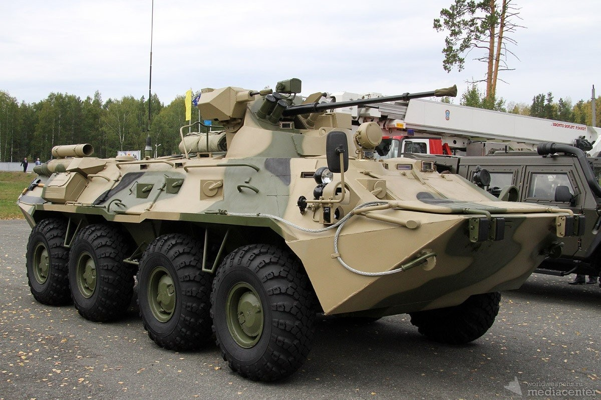 БТР-90 «Росток»