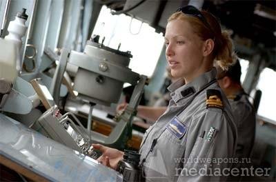 Красивые военные девушки из австралии