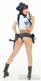 Abella Anderson Cop Sexy