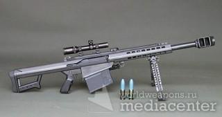 Снайперская винтовка XM109
