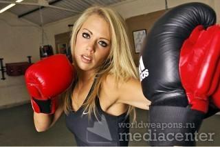 Девушки на ринге - (Сара)