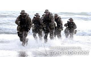 «The only easy day was yesterday» «Единственный легкий день был вчера» Полуофициальный девиз SEAL