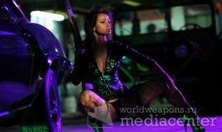 Girl War (124) - девушки с оружием.