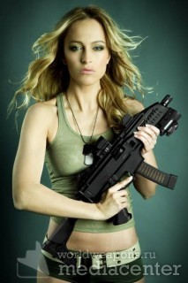 CZ Scorpion Evo iii Girl Gun