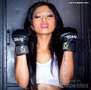 Боевые девушки - миксфайт.