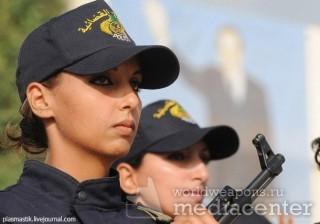 Красивые военные девушки из сербии