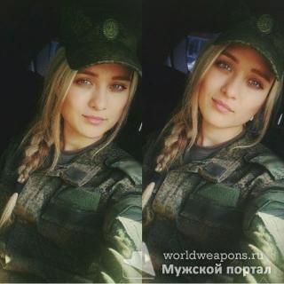 Красотка военной форме. Коллекция, подборка красивых девушек в форме.