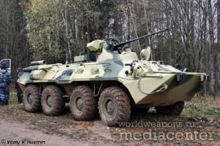 Фотографии БТР-90 «Росток»