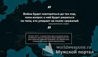 Война будет повторяться до тех пор, пока вопрос о ней будет решаться не теми, кто умирает на полях сражений.