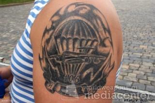армейские татуировки - ВДВ